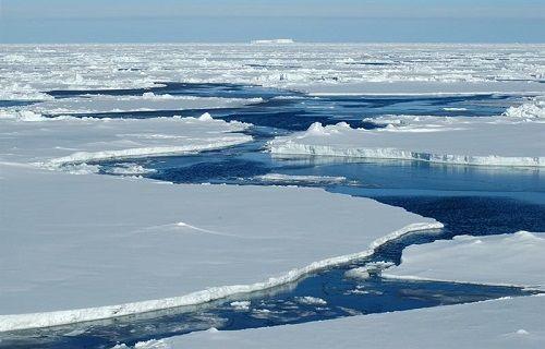 Nasa açıkladı: 'Larsen B' buz sahanlığı 10 yıl sonra yok olabilir