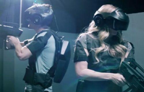 Dünyanın ilk sanal gerçeklik parkı 2016 yılında açılacak! [Video]
