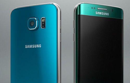 Galaxy S6 ve S6 Edge'in yeni renk seçenekleri tanıtıldı