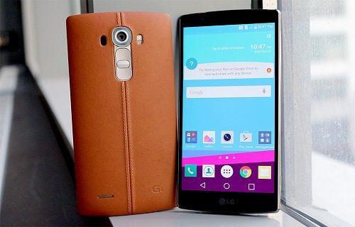 LG G4 dünya genelinde satışa çıkıyor