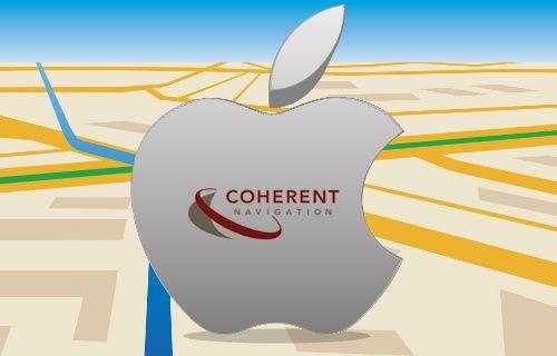 Apple Coherent Navigasyon'u satın aldı!