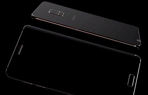 Galaxy Note 5 Edge böyle olabilir mi? [video]