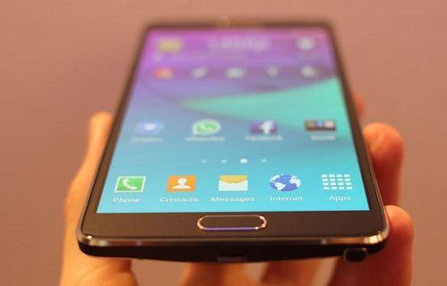 Samsung'dan Galaxy Note 5 iddialarına yalanlama geldi