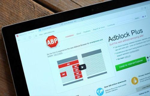 AdBlock, reklamları engelleyen AdBlock Browser'ı Android için yayınladı!