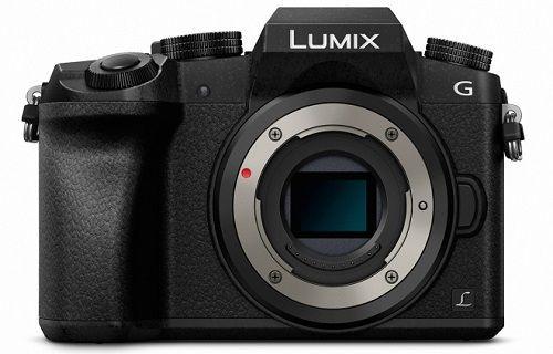 Panasonic 4K video kaydı gerçekleştiren Lumix DMC-G7'yi duyurdu