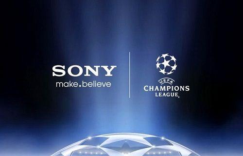 Şampiyonlar Ligi: Sony Mobile, UEFA Şampiyonlar Ligi'nin Resmi Sponsoru Oldu
