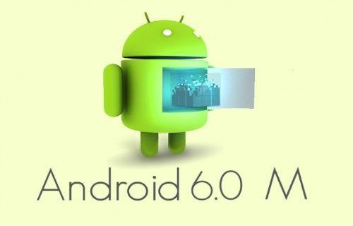 Android 6.0 M ile 3 yıl boyunca güncelleme desteği mi geliyor?