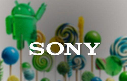 Sony, orta düzey Xperia cihazları Android 5.0'dan yoksun bırakacak