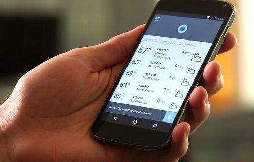 Microsoft, Android için Cortana'yı yayınladığı video ile duyurdu!