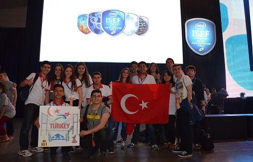 Türk gençleri Intel ISEF yarışmasında dört farklı ödülle harikalar yarattı