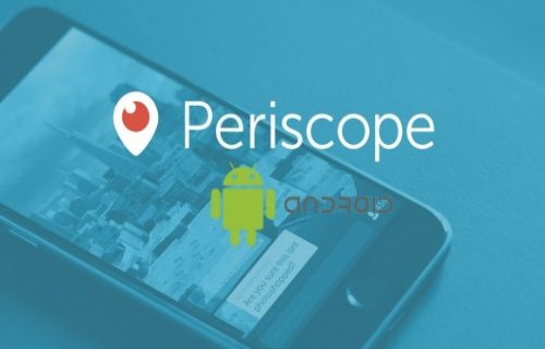 Periscope Android'de 'initializing video stream' hatası!