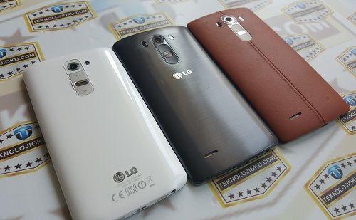 LG G2, LG G3 ve LG G4 fotoğraf karşılaştırma testi