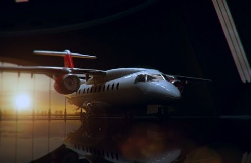 İşte Türkiye'nin ilk yerli uçağı