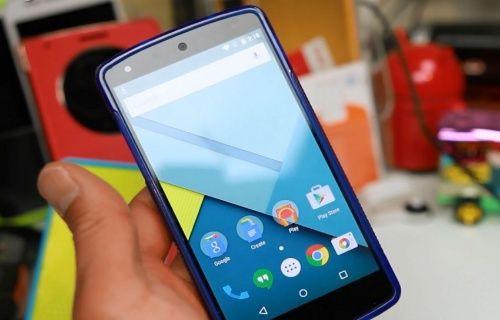 Nexus 5'i Android 5.1.1 sürümüne yükselttik!