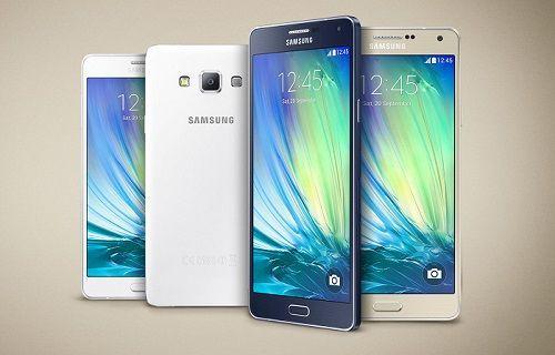 Samsung Galaxy A7 için Lollipop güncellemesi başladı