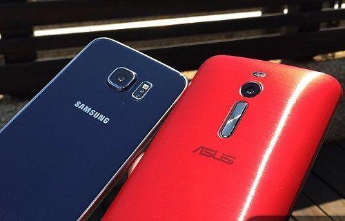 Kamera karşılaştırması: Samsung Galaxy S6 - Asus ZenFone 2