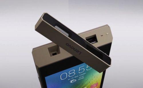 Lenovo'dan hayalleri süsleyen projektör telefon!