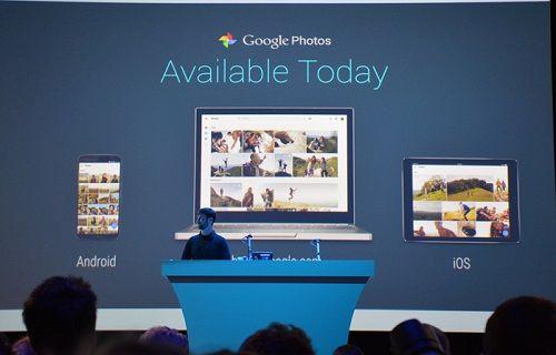 Google I-O: Sınırsız depolama sunan Google Fotoğraflar uygulaması tanıtıldı