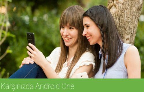 Google, Android One'lı General Mobile 4G'yi ana sayfasına taşıdı!