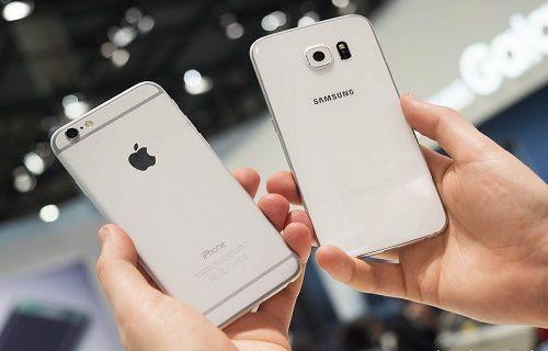 Samsung telefon dünyasının lideri ancak Apple ensesinde