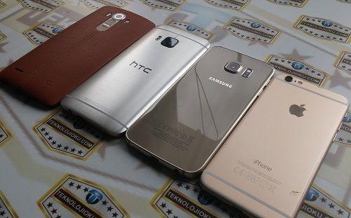 iPhone 6, Galaxy S6 Edge, HTC One M9 ve LG G4 fotoğraf karşılaştırma testi
