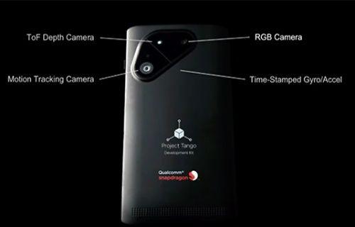 Google ve Qualcomm'dan 3 kameralı telefon!