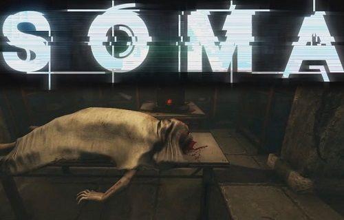 Korku oyunu SOMA'nın çıkış tarihi açıklandı [video]