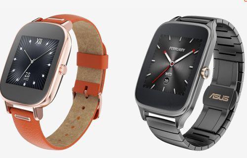 Computex 2015: İşte Asus'un yeni akıllı saati: ZenWatch 2