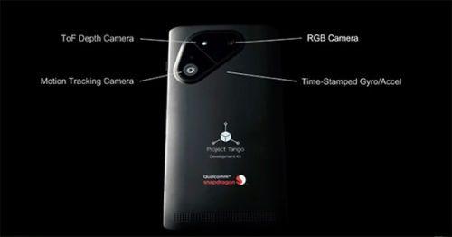 Google'ın Project Tango geliştirme platformu Qualcomm işlemci ile çalışacak