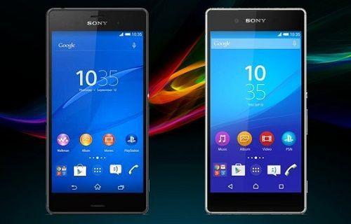 Sony Xperia Z3 ve Xperia Z3+ arasındaki 8 temel fark
