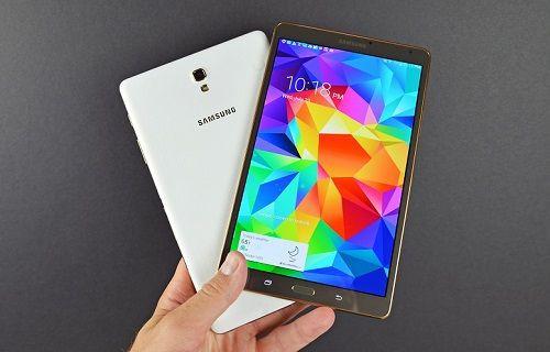 Samsung Galaxy Tab S2 8.0'ın özellikleri netlik kazandı