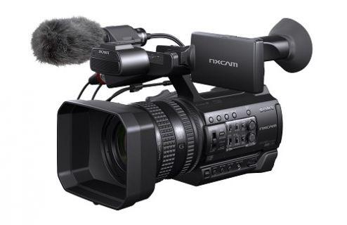 Sony yeni nesil ''el tipi'' NXCAM profesyonel video kamerasını tanıttı