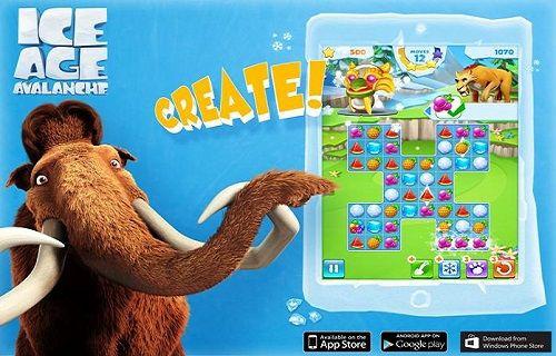 Ice Age Avalanche çok yakında tüm platformlarda!