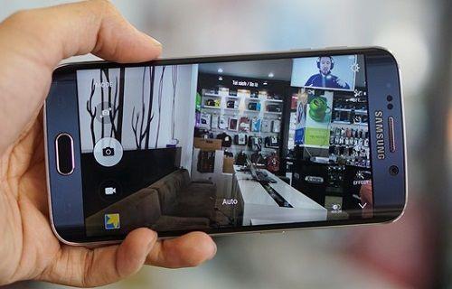 Android 5.1.1 yüklü Galaxy S6'nın ön inceleme videosu yayınlandı