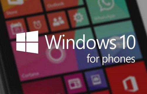 Windows 10 işletim sistemli ilk telefonlar görücüye çıktı