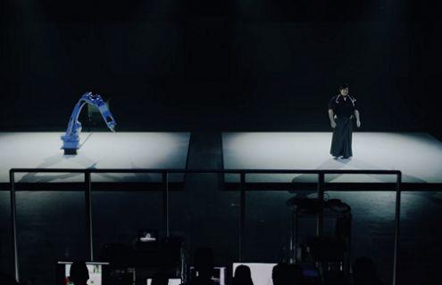 Samurai, Robota Karşı [Video]