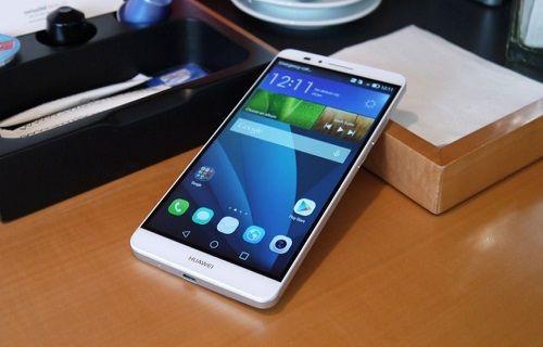Huawei Mate 7'nin Android 5.1 yüklü videosu yayınlandı