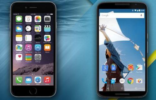 Apple, Android kullanıcılarına göz dikti!