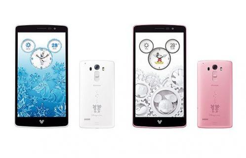 LG'den Disney temalı telefon