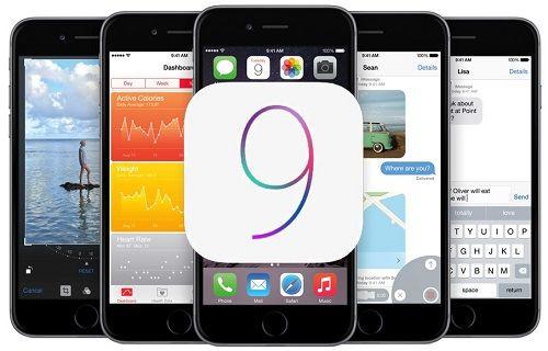iOS 9 yüklü iPhone 6 Plus ve iPad Air 2'ye ait görüntüler [video]