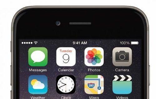 iPhone 6S'te LED flaş destekli ön kamera yer alabilir