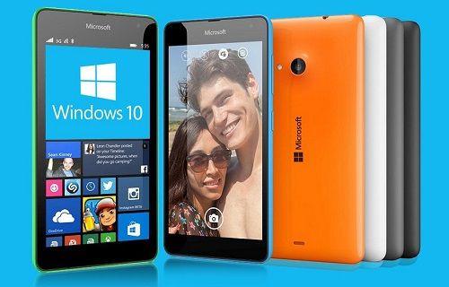Windows 10 Mobile eylül sonunda çıkış yapacak