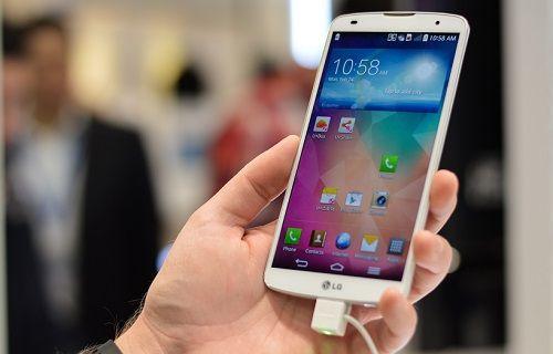 LG G4 Pro metal malzemeden oluşabilir