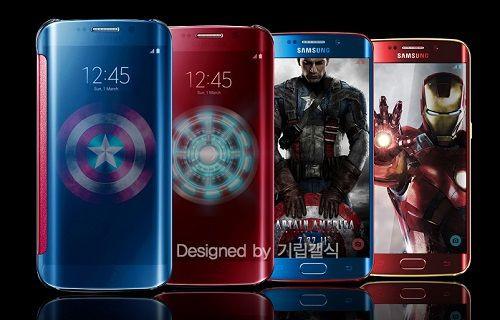Iron Man temalı Galaxy S6 Edge'in fiyatı dudak uçuklattı