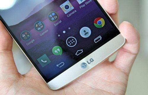 LG G3 Android 5.1'i atlayarak direkt Android M güncellemesini alabilir