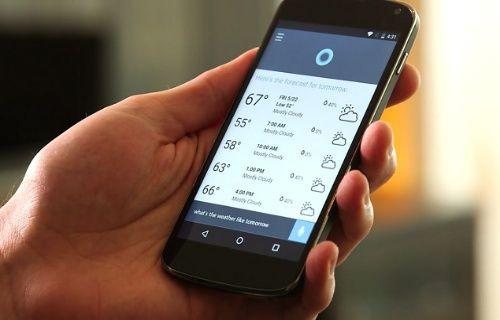 Cortana Temmuz ayında Android'e geliyor!