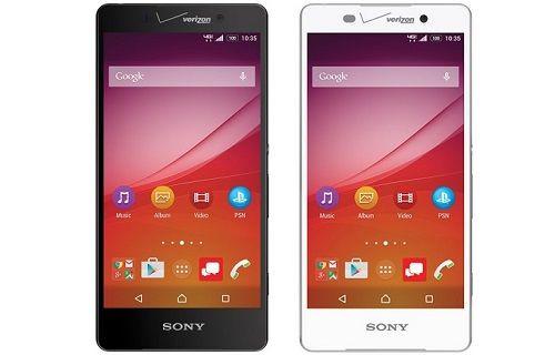 İşte Sony'nin Quad HD ekranlı ilk akıllı telefonu: Xperia Z4v