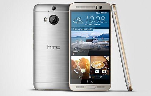 Quad HD ekran ve parmak izi sensörüyle HTC One M9+ Türkiye'de