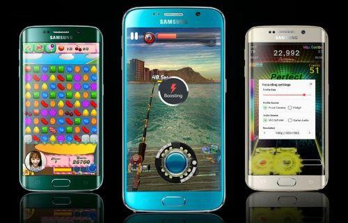 Samsung'dan oyun kaydetme uygulaması: Game Recorder+