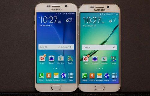 Rapor: Bu yıl 45 milyon Galaxy S6 ve S6 Edge satışı gerçekleşecek